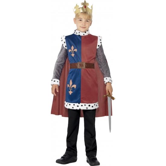 Koning Arthur verkleed kleding kinderen