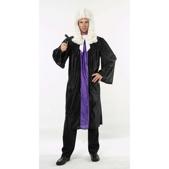 Kostuum rechter toga