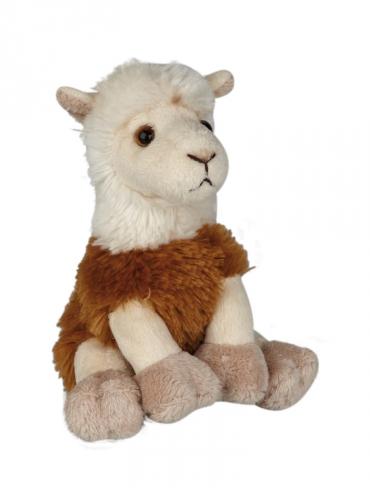 Lama knuffels 15 cm