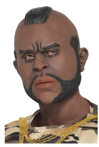 Latex masker Mister T