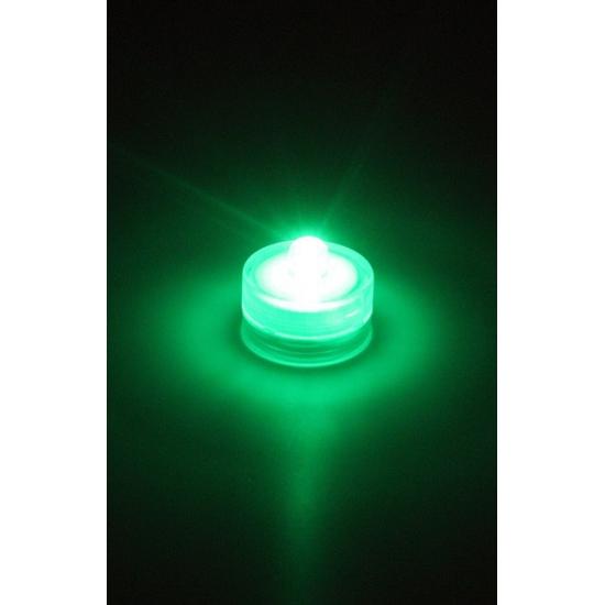 LED waxine lichtje 4 kleuren