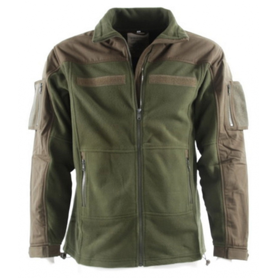 Leger fleece vest