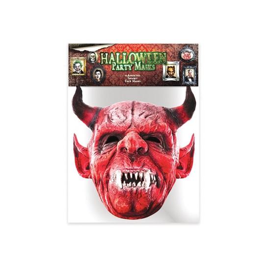 Maskertje met Duivel afbeelding