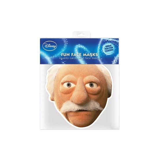 Maskertje met Waldorf afbeelding