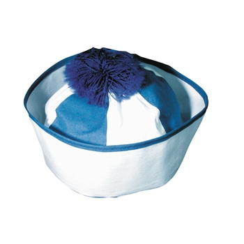 Matrozenpetje blauw