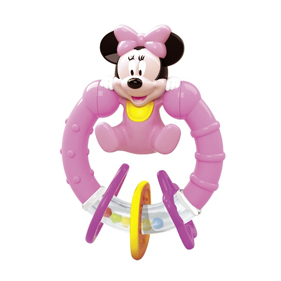 Minnie Mouse rammelaars