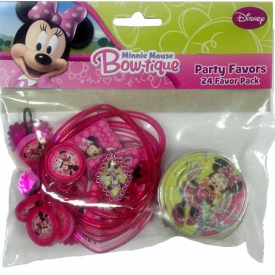 Minnie Mouse uitdeel speelgoed