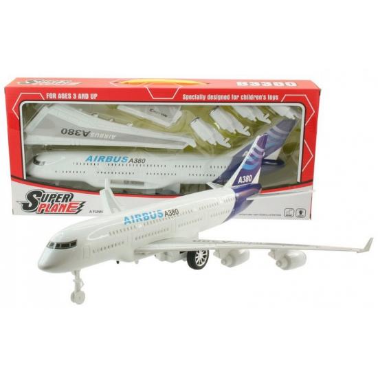 Model vliegtuig DIY Airbus A380