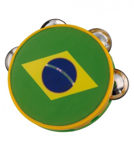Muziekinstrument Brazilie tamboerijn
