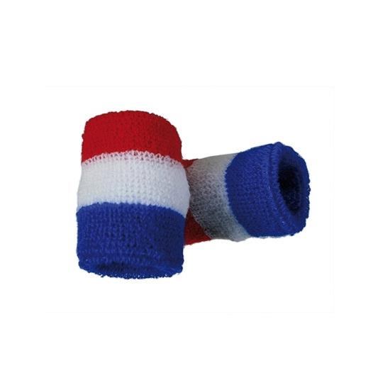 Nederland polsbandje rood wit blauw