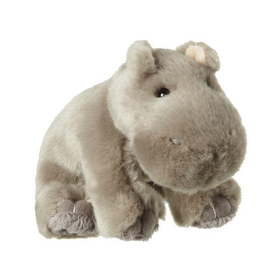 Nijlpaarden knuffels 12 cm