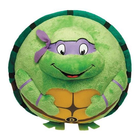 Ninja Turtles knuffel Donatello 12 cm