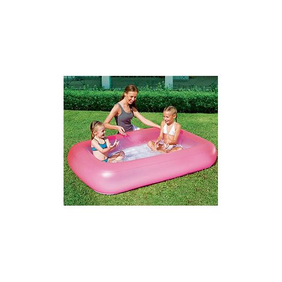 Opblaas zwembad roze