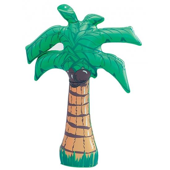 Opblaasbare decoratie palmboom 45 cm