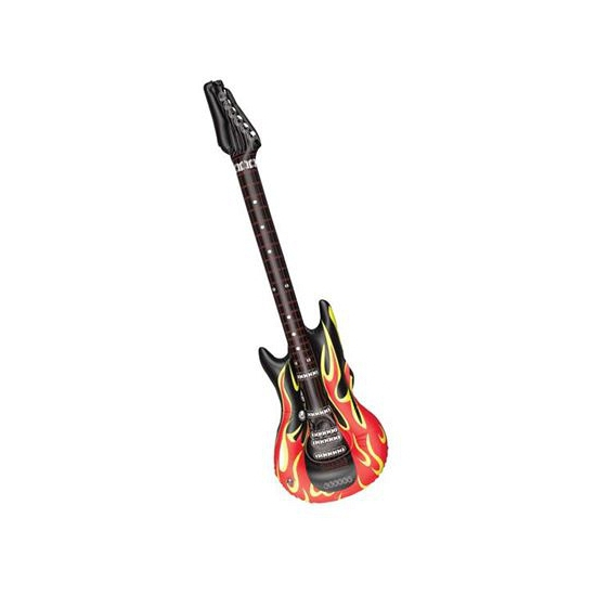 Opblaasbare elektrische gitaar 106 cm