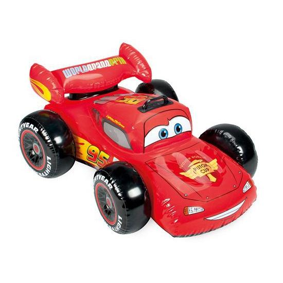 Opblaasbare Intex speelgoed Cars auto