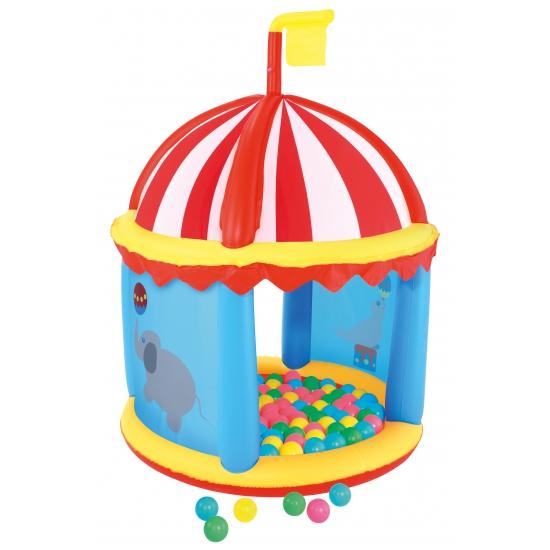 Opblaasbare speeltent ballenbak voor kinderen