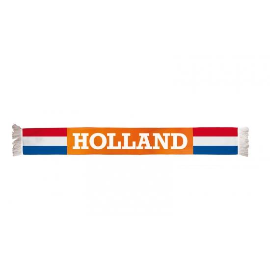 Oranje fan sjaal Holland