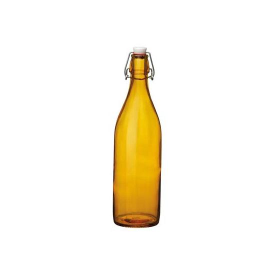 Oranje giara fles