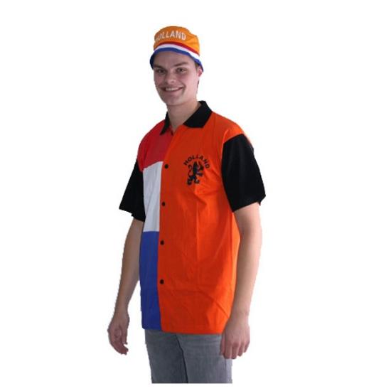 Oranje Holland polo shirt