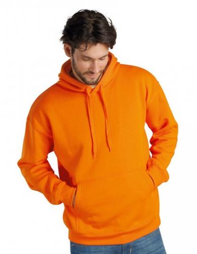 Oranje kleding sweaters capuchon