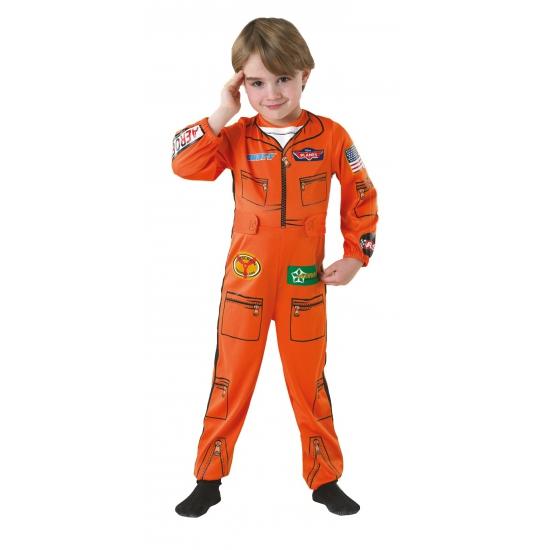 Oranje Planes verkleed kostuum voor kinderen