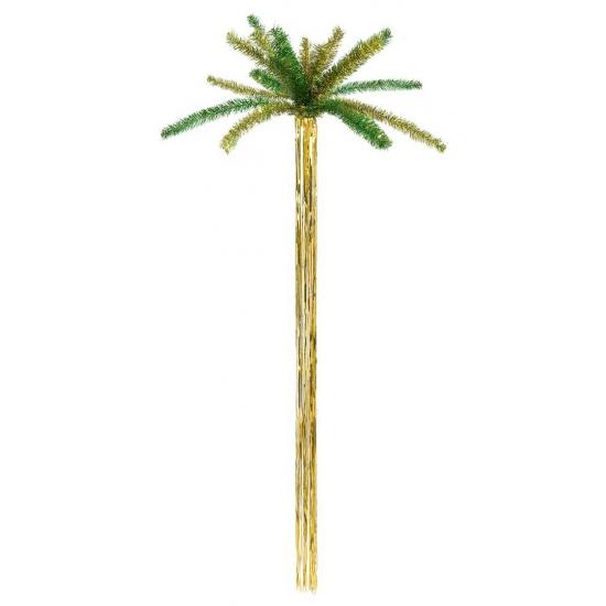 Palm van folie decoratie 160 cm