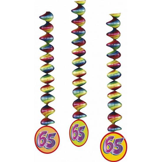 Party rotor spiralen 65 jaar