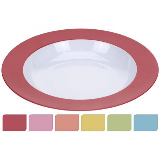 Party soep bord 21 cm