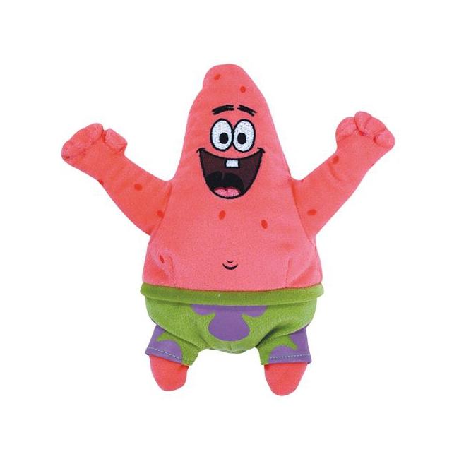 Patrick de zeester knuffel 20 cm