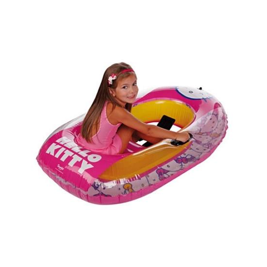 Pedaalbootje Hello Kitty
