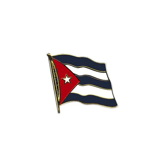 Pin speld vlag Cuba 20 mm
