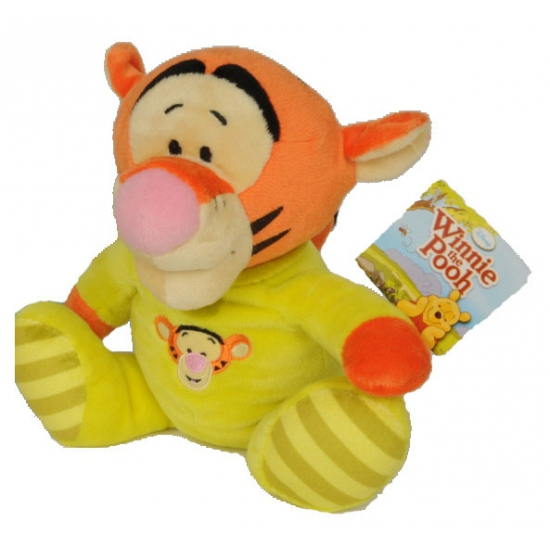 Pluche baby Tijgertje knuffel 25 cm