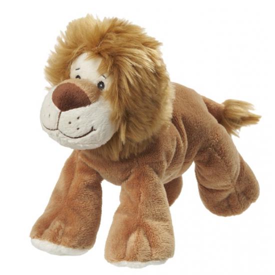 Pluche knuffel leeuw 22 cm