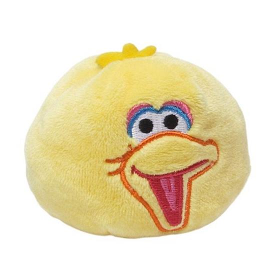Pluche speelgoed bal Big Bird
