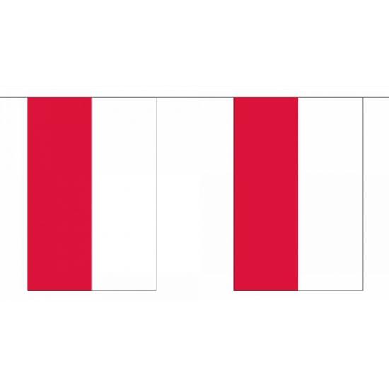 Polen vlaggenlijn