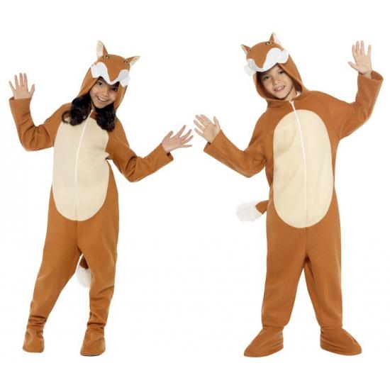 Pyamapak vos voor jongens en meiden