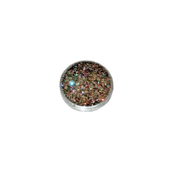 Regenboog decoratie strooiglitters 2 gram