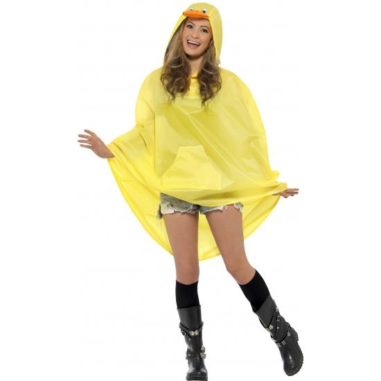 Regenponcho eendje