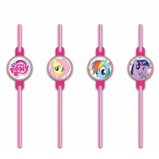 Rietjes My Little Pony thema