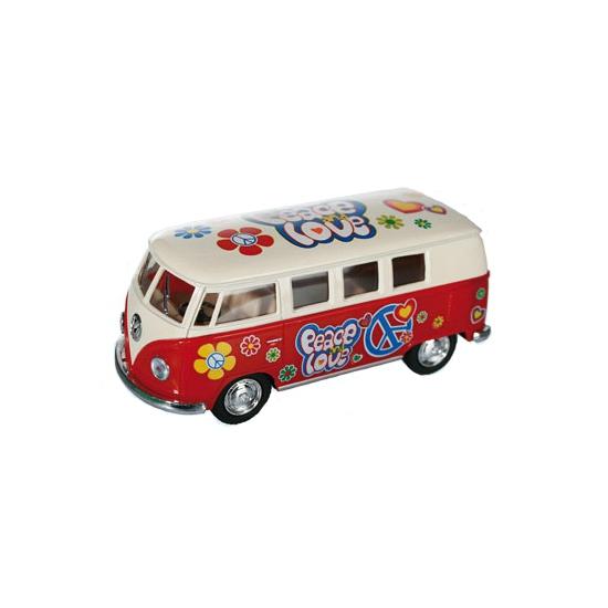Rode VW model bus 12 5 cm