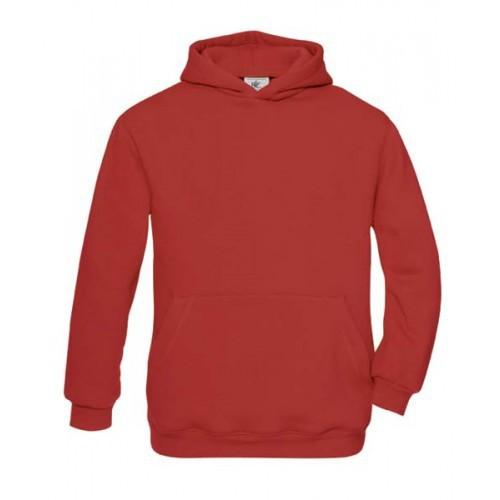 Rood gekleurde trui voor kinderen
