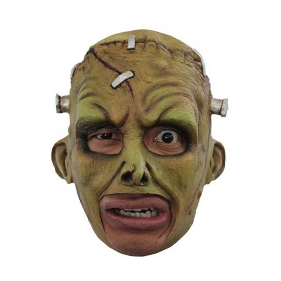 Rubberen Frankenstein masker