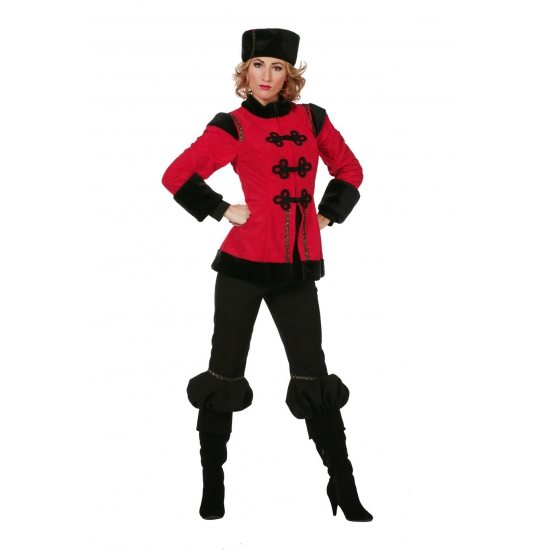 Russische Kozak dames outfit