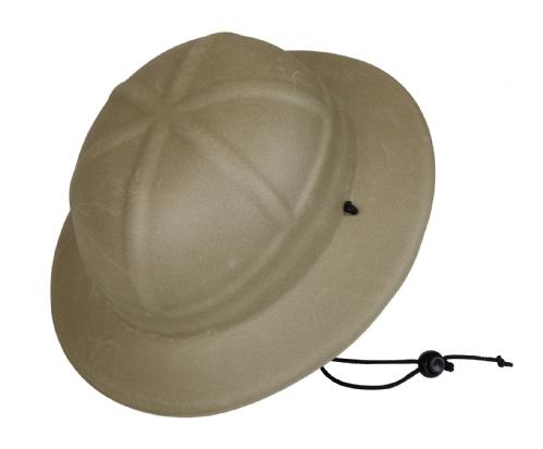 Safari helm voor een kind