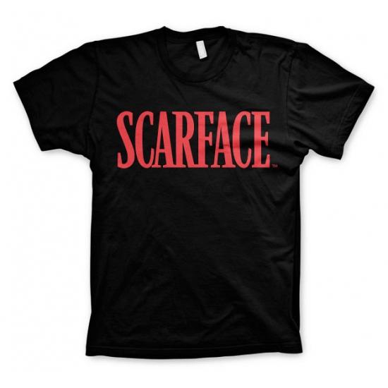 Scarface kleding heren t shirt