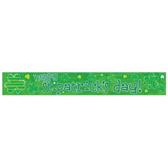 Sint Patricks Day slinger 2 74 meter