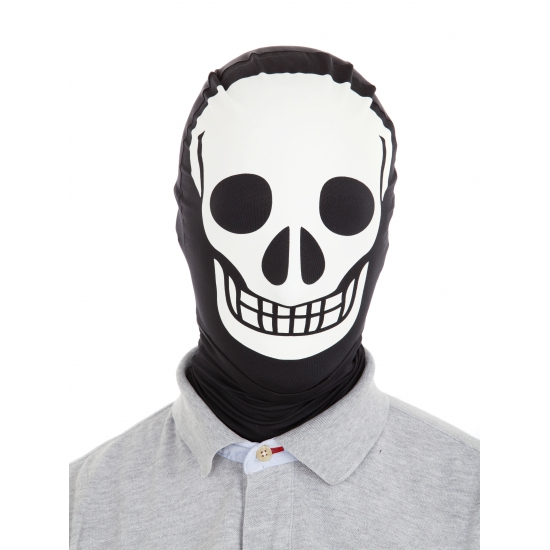 Skelet maskers van Morphsuits