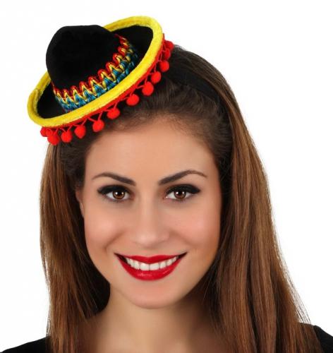 Sombrero diadeem