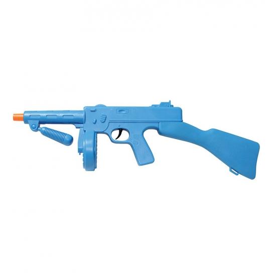 Speel Tommy Gun blauw